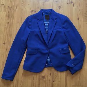 The Limited Royal Blue Blazer